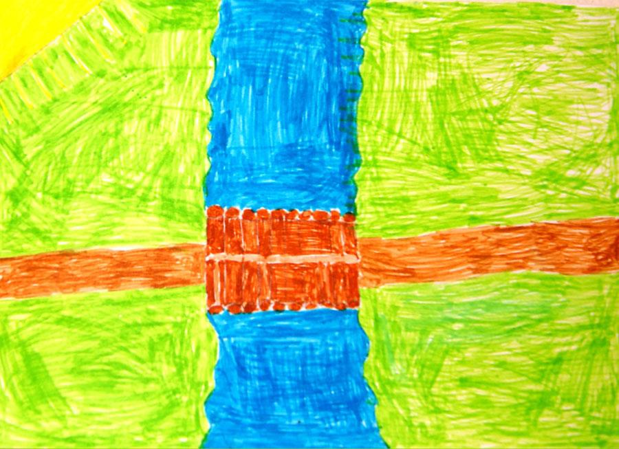 Детский рисунок моя будущая профессия