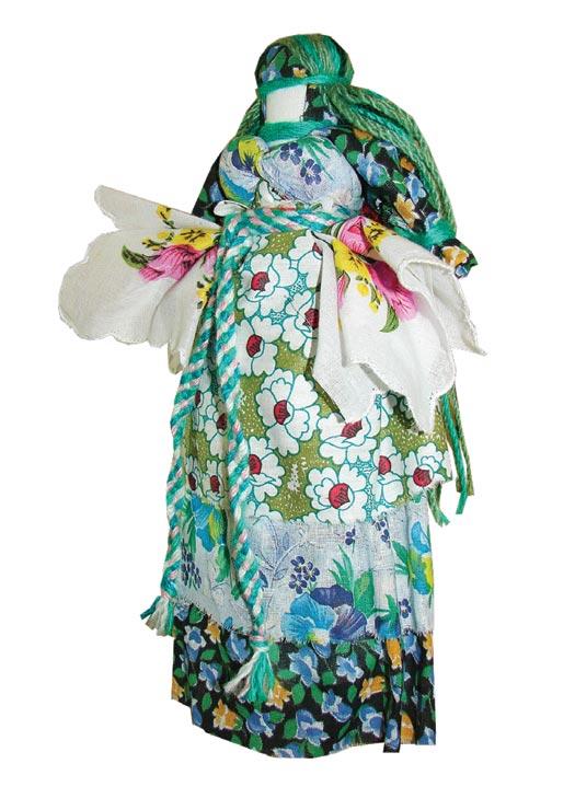 Кукла «Русалка» : Традиционная народная кукла