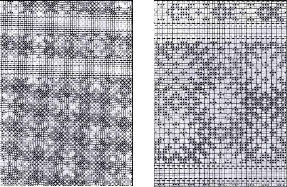 Счетные схемы для вышивки 67