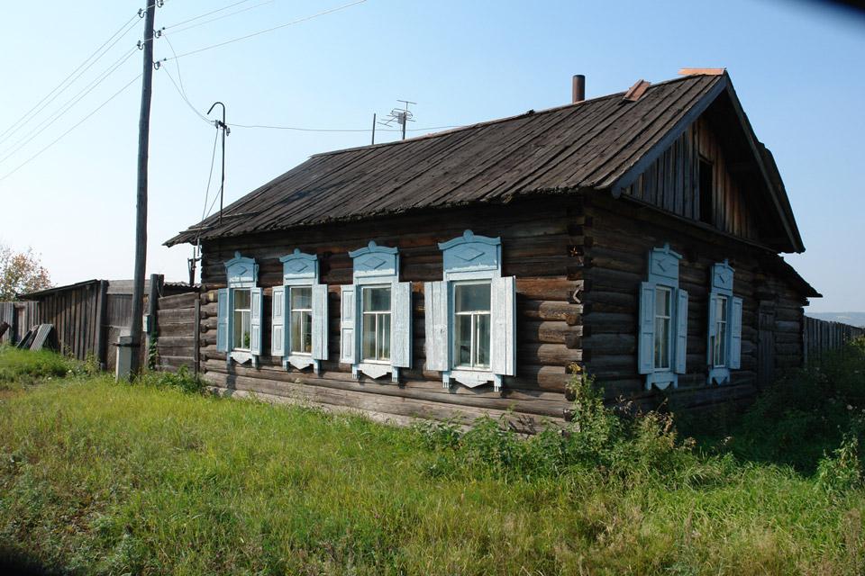 снимки деревни